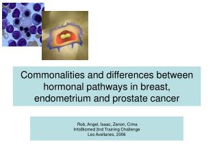 Commonalities and differences between hormonal pathways in breast, endometrium and prostate cancer