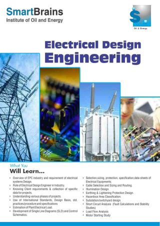 Electrical Design Engineering in India