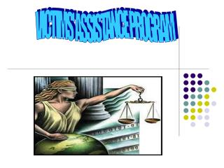 VICTIMS' ASSISTANCE PROGRAM