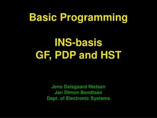 13.5  Goal Programming