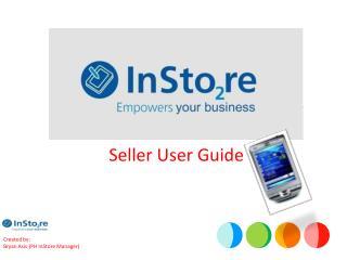 Seller User Guide