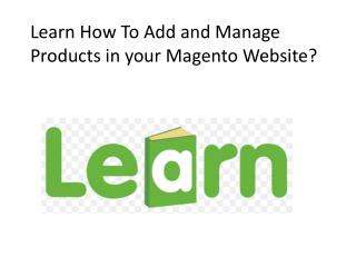 How To add images and Prodcuts in Magento?