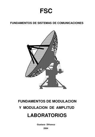 FSC       FUNDAMENTOS DE SISTEMAS DE COMUNICACIONES