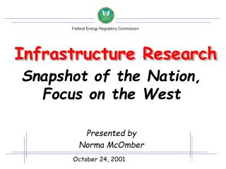 Infrastructure Research