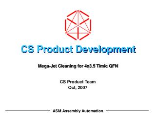 CS Product Development