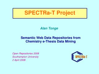 SPECTRa-T Project