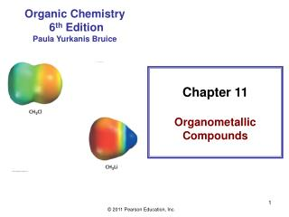 Chapter 11 Organometallic Compounds