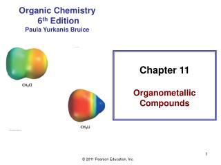Chapter 11 Organometallic Compounds