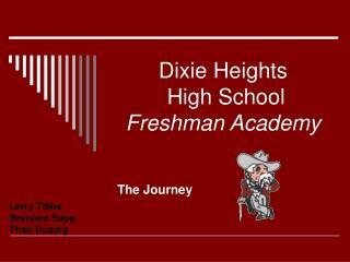 Dixie Heights  High School Freshman Academy