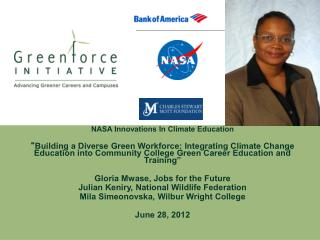 NASA Innovations In Climate Education