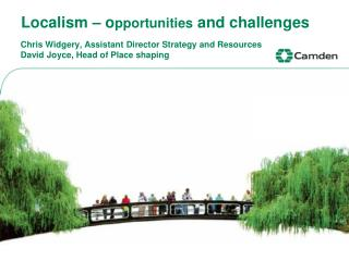 Localism   opportunities and challenges