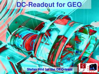 DC-Readout for GEO