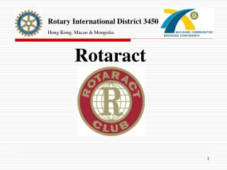 Rotary International District 3450 Hong Kong, Macao & Mongolia