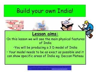 Build your own India
