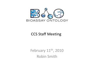 CCS Staff Meeting