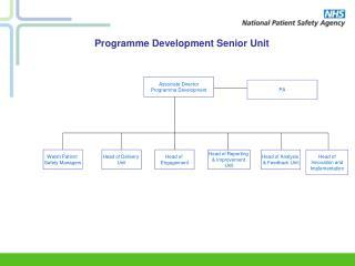 Associate Director Programme Development