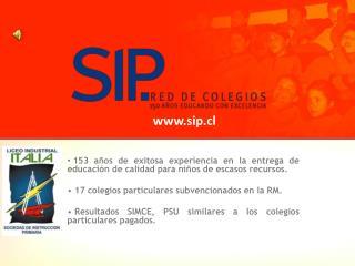 sip.cl