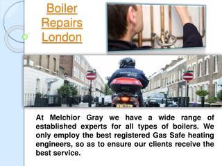 Boiler Service London