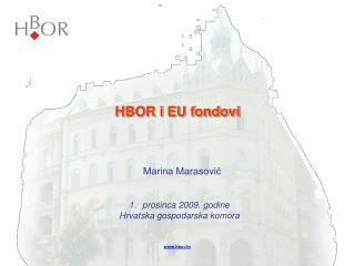 HBOR i EU fondovi