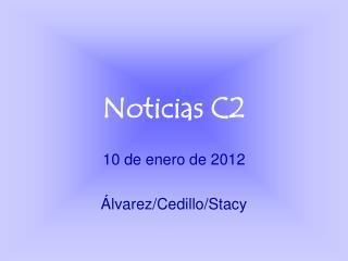 Noticias C2