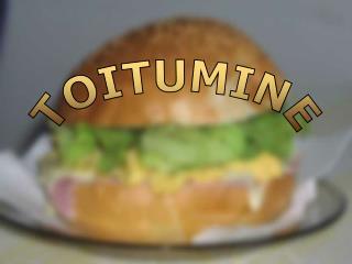 TOITUMINE