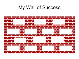 My Wall of Success
