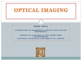 OPTICAL IMAGING