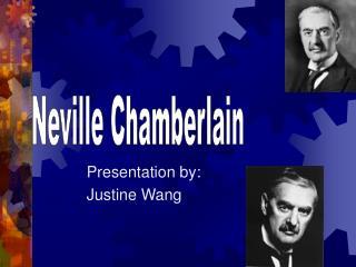 Presentation by: Justine Wang