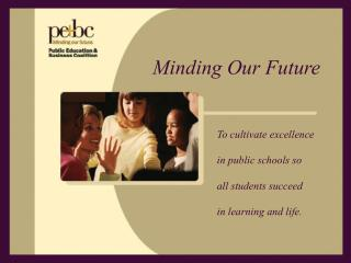 Minding Our Future