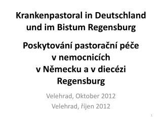 Velehrad , Oktober 2012 Velehrad, říjen 2012