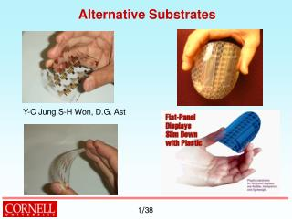 Alternative Substrates