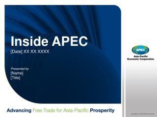 Inside APEC