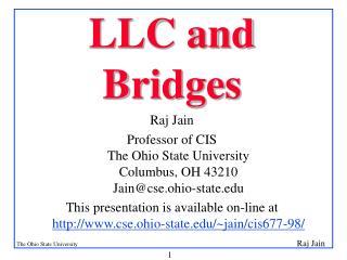 LLC and Bridges