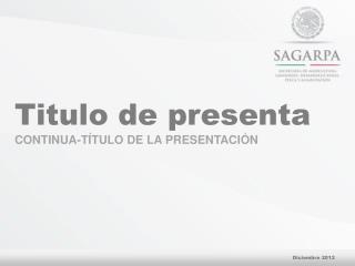 Titulo de presenta C ONTINUA-TÍTULO DE LA PRESENTACIÓN