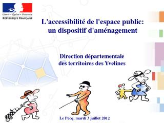 Direction départementale des territoires des Yvelines