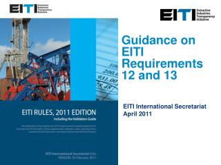 Guidance on EITI Requirements  12 and 13