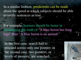 which was to be overcome by  feature comparison models of long-term memory .