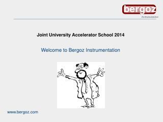 Joint University Accelerator School 2014