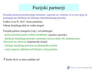 Fuzijski partnerji