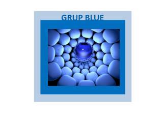 GRUP BLUE