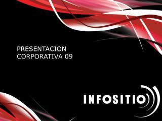 PRESENTACION CORPORATIVA 09