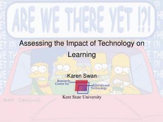 Karen Swan Kent State University