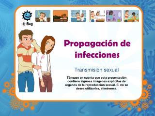 Propagación de infecciones