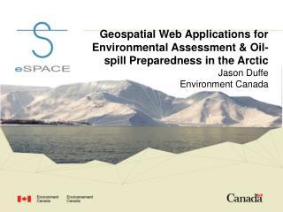 Geospatial Web Applications