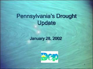 Pennsylvania's Drought Update