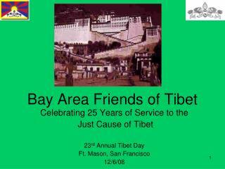Bay Area Friends of Tibet