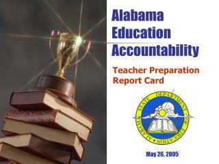 Alabama  Education  Accountability