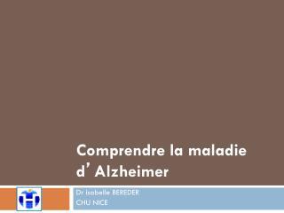 Comprendre la maladie d ' Alzheimer