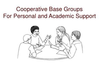 Cooperative Base Groups For Personal and Academic Support