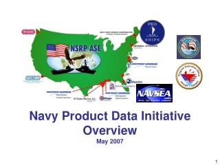 Navy Product Data Initiative Overview May 2007